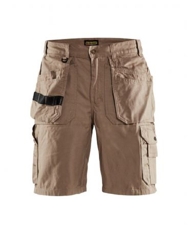 Blaklader Shorts 1534 100% Cotton Canvas 1310 (Antique Khaki)